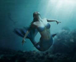 Mermaid by rodolfoguerreiro