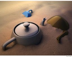 Teapot by zlaja