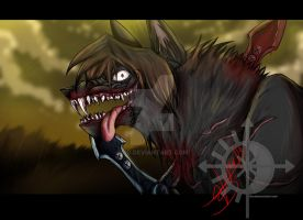 K-osWolf contest entry by 5-D