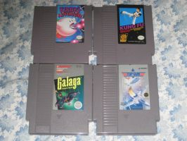 Finally, some new NES games. by T95Master