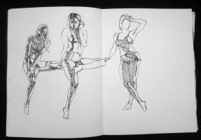Life Drawing Nico8 by NicolasSiner