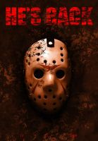 Friday The 13th Movie Poster by Silver--Jackal