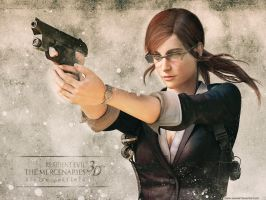 Claire Redfield ::new style::2 by Claire-Wesker1