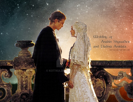 Wedding of Anakin and Padme 2 by Kot1ka