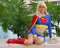 Supergirl 5 by Cassy-Blue