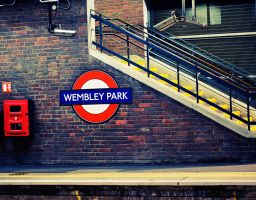Wembley Park Station by LoveSexAndDrugs