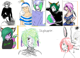 iScribble Tribute Art by guilleum2