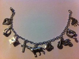 Twilight charm bracelet by AmyLou31
