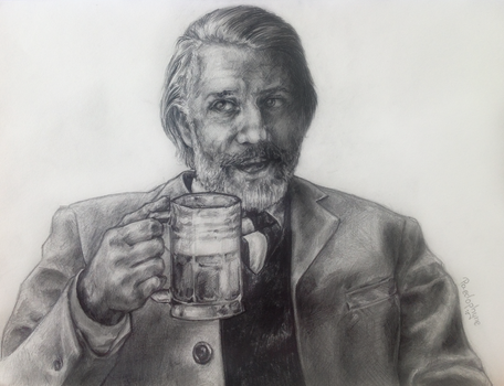Dr King Schultz by Paedophryne