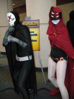 Megacon 09-  Red and Black by Prota-Girl