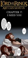LOTR:Art can save us p.7 by LaDarkA117