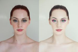 Full Portrait Retouch - photoshop Tutorial by mankut31