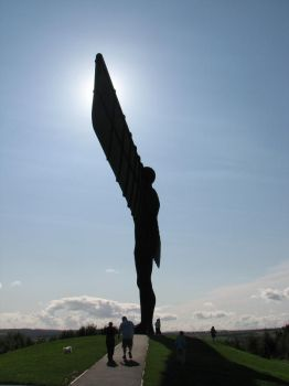 angel of the north by kieranan