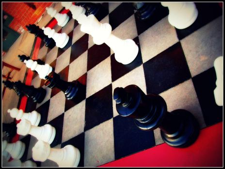 checkmate by aracarn3
