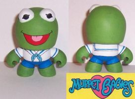 Baby Kermit the Frog Mini Mighty Mugg by Calcifer-Boheme