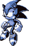 Sonic sprite by Zoiby