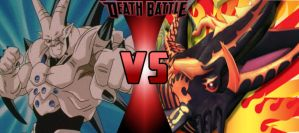 DEATH BATTLE: Syn Shenron vs Emperor Vertus by G-Odzilla