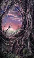 Deeply Rooted by Snapdragoon