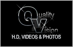 Quality Vision Logo by tmarried