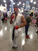 Street Fighter Ryu by Caine001