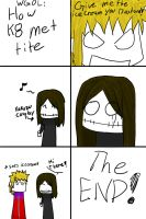 how i met Tite by K8extreme