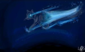 Walking in Starclan by lizzie9009