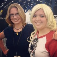 Happy Day At Comicpalooza by Jessipoodle