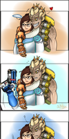 Overwatch - Meihem - part 1  by WolfKIce