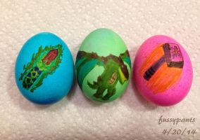 WoW Easter Eggs 2014 by TheFussypants
