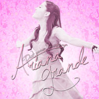 Ariana Grande - Put Your Hearts up Single Cover by DrPorkchop-Grande