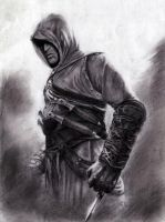 assassins creed by shan3990