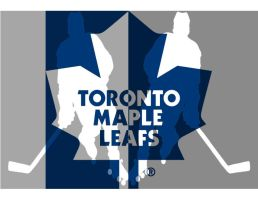 Maple Leafs by inkedicon