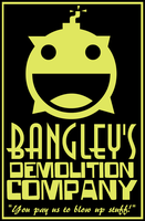 Bangley's Logo by EpicGuitar