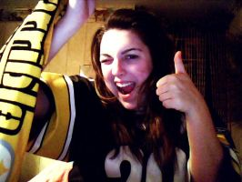 IMMA STEELERS FAN by pinkxfuzziexkitties