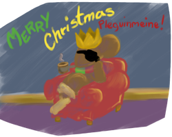 Mousey Gift - Penguin becauseyournameconfusesme by chriserony