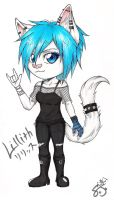 Chibi Lillith by Blitzy-Arts