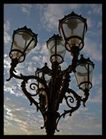 Lights of Florence by villewilson