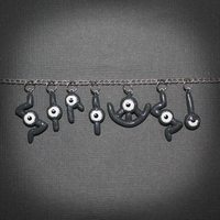 Pokemon - Unown letter bracelet by SuperSiriusXIII
