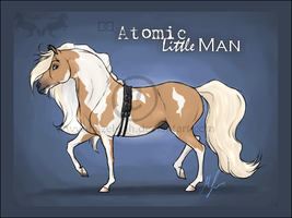 DD Atomic Little Man by Hazel-rah