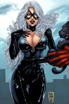 Black Cat colors by MARCIOABREU7