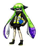 The Inkling Hero by Danielle-chan