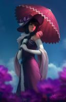Parasol by tsuaii