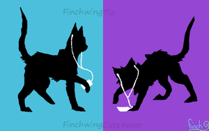 :- Do the shuffle -: by Finchwing