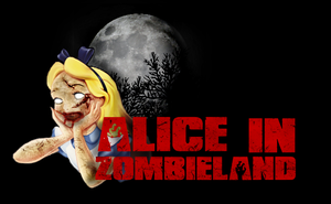 Alice In Zombieland by awakentothecarnage