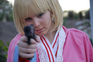 Angry Shiemi by Hot-cocoaX3