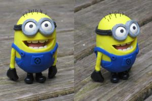 Stuart the Depicable Minion by Rook-XIII