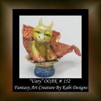 Uary Fantasy Little Creature by KabiDesigns