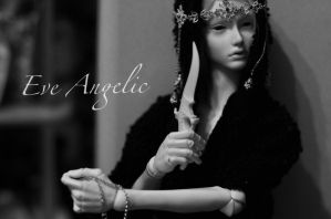 Eve Angelic by BJD-girl