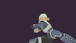 Sheik vectorized wallpaper by Browniehooves