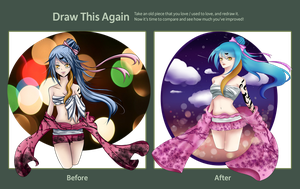 Draw this again 2 by maiyouka